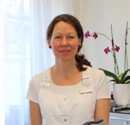 Judith Gundy Dentalhygienikerin